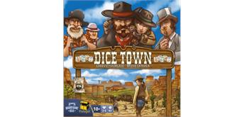 Board Game Box - Dice Town New