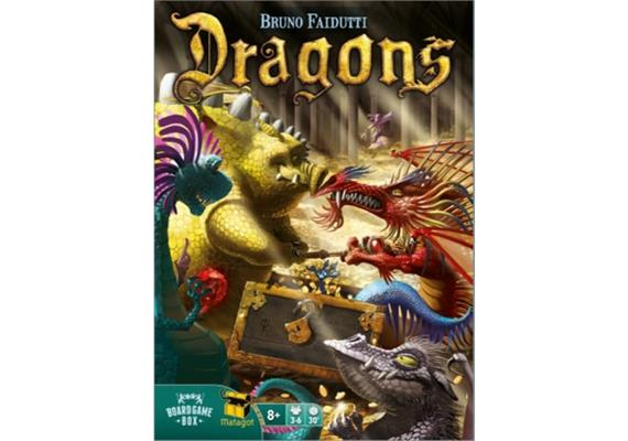 Board Game Box - Dragons
