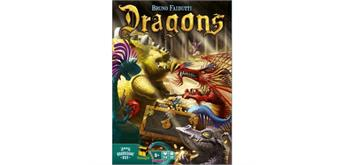 Board Game Box - Dragons
