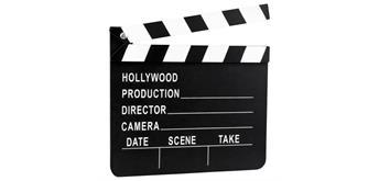 Boland Film Klappe Hollywood