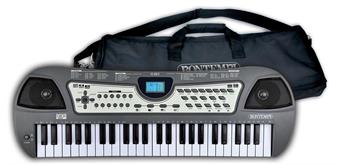 Bontempi Digital Keyboard mit 49 Tasten