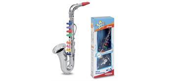 Bontempi - Saxophon mit 8 farbigen Tasten
