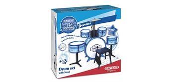 Bontempi Schlagzeug blau