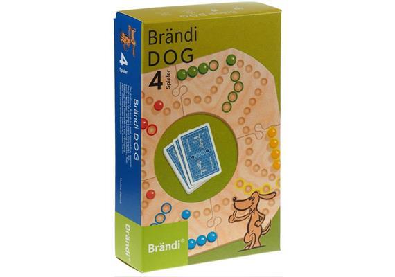 Brändi Dog in Schachtel Deutsch, 4-er Set