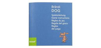 Brändi Dog Spielanleitung 4-sprachig