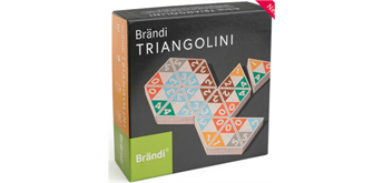 Brändi Triangolini, Schachtelversion