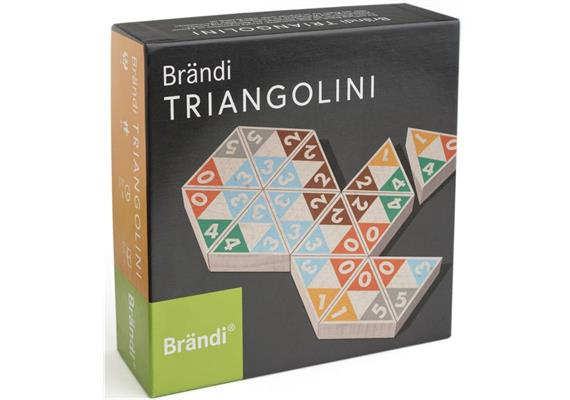 Brändi Triangolini, Schachtelversion