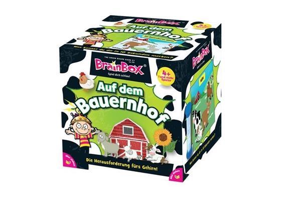BrainBox - Auf dem Bauernhof (d) - 4+