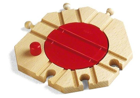 BRIO 33361 Mechanische Drehscheibe