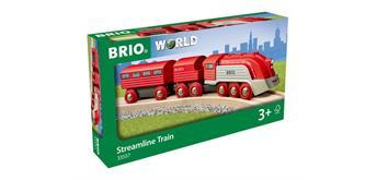 Brio 33557 - Highspeed Dampfzug