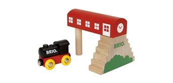 BRIO 33615 Classic Bahnhof