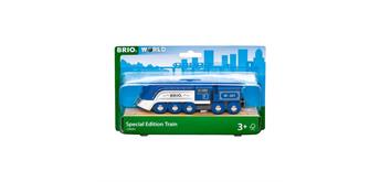 Brio 33642 Blauer Dampfzug Special Edition 2021