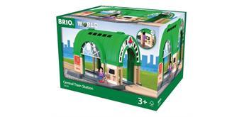 BRIO 33649 Grosser Hauptbahnhof mit Ticketautomat