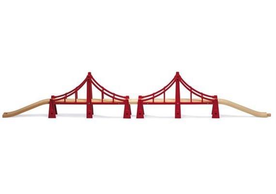 BRIO 33683 Hängebrücke ca. 1,1 m