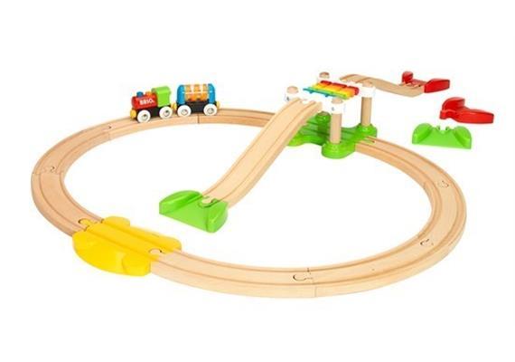 BRIO 33727 Mein erstes Bahn Spiel Set