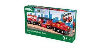 BRIO 33844 Feuerwehr-Löschzug