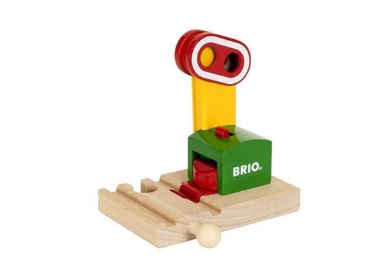 BRIO 33868 magnetische Bahn-Ampel