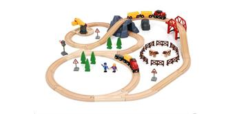 BRIO 33934 Grosses Countryside und Cargo Set