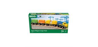 Brio 33982 Güterzug mit Magnetladung