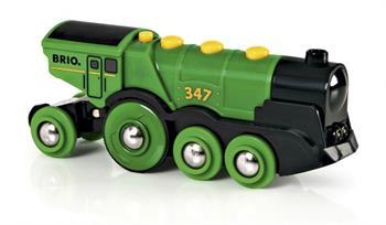 Brio Lokomotive und Züge mit Motor
