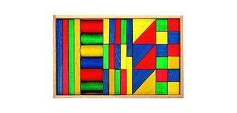 Bruderhaus Diakonie Holzkasten farbig 42 teilig
