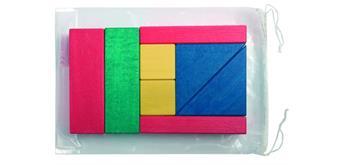 Bruderhaus Diakonie Polybeutel farbig 8 teilig