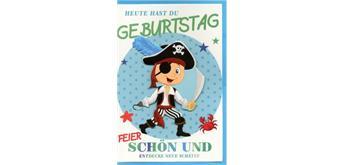 Buff + Co Kindergeburtstag Feier schön Pirat