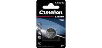 Camelion Batterien Knopfzelle 3V CR2032 Lithium Blister
