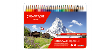 Caran D'Ache - Farbstifte Prismalo 30 Stück