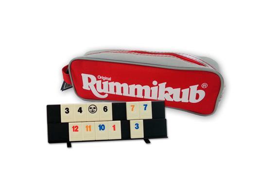 Carlit Rummikub Pocket, d,f,i - 8 +