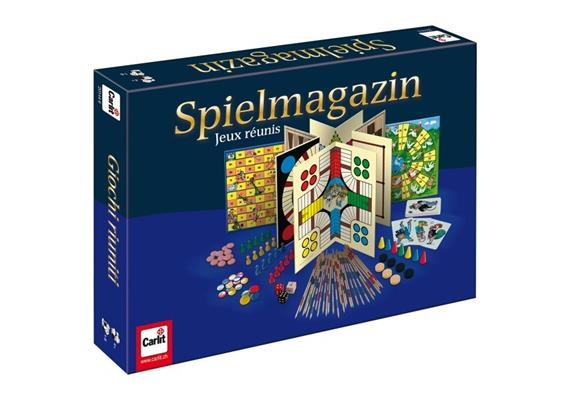 Carlit Spielmagazin Carlit, d/f/i, 4+