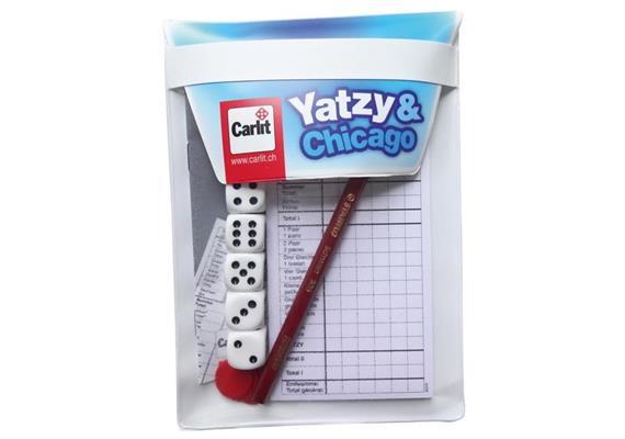 Carlit Yatzy & Chicago Reisespiel