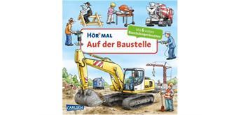 Carlsen - Hör mal, Auf der Baustelle
