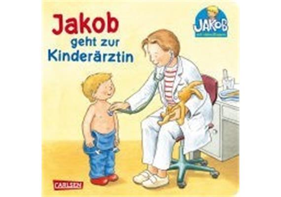 Carlsen Jakob geht zur Kinderärztin