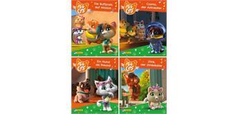 Carlsen Verlag - 44 Cats, Bücher 1 - 4