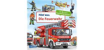 Carlsen Verlag - Hör mal - Die Feuerwehr