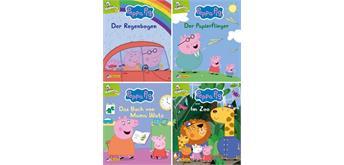 Carlsen Verlag - Peppa Pig Minibücher 9 - 12