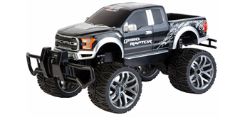 Carrera 1:14 R/C Ford F-150 Raptor black