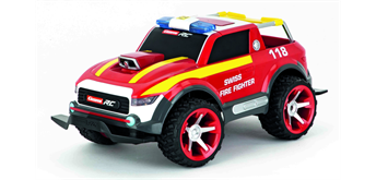Carrera 1:14 Swiss Fire Fighter Watergun