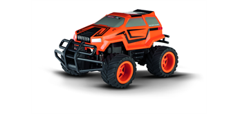 Carrera 1:18 RC SUV Orange 2.4 GHz