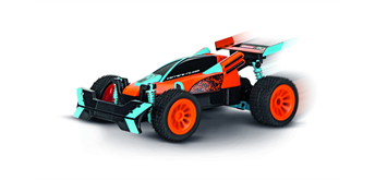 Carrera 1:20 R/C Buggy Orange Jumper