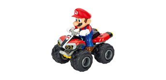 Carrera 1:20 RC MarioKart 8 Mario 2.4G, Full Function, bat