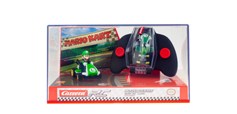 Carrera 2,4 GHz Mario Kart(TM) Mini RC, Luigi