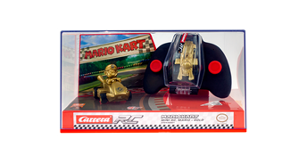 Carrera 2,4 GHz Mario Kart(TM) Mini RC, Mario-Gold