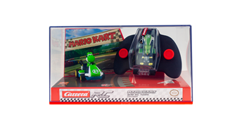 Carrera 2,4 GHz Mario Kart(TM) Mini RC, Yoshi