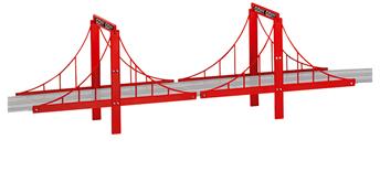 Carrera GO! Brückenset