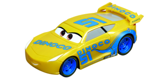 Carrera GO! Cars 3 Cruz Ramirez Racing