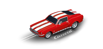 Carrera GO! Ford Mustang '67 Racing Red