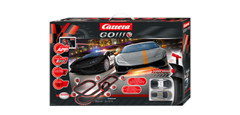 Carrera GO! Plus - Night Chase / 10.4 m