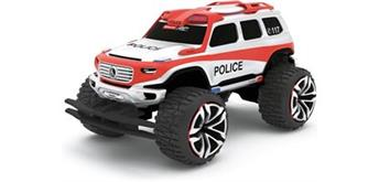 Carrera Mercedes Swiss Police 1:14 R/C 2.4 GHZ Digital Proportional